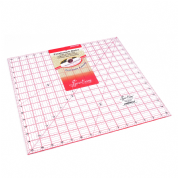 "Sew Easy Patchwork Ruler 15.5"" x 15.5"""